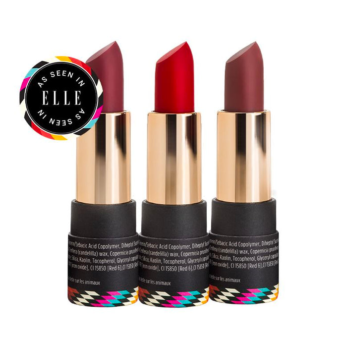 Sustain Lipstick Bundle Lipstick Cheekbone Beauty