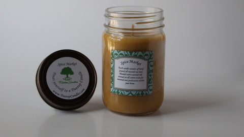 12 oz Spice Market soy wax candle
