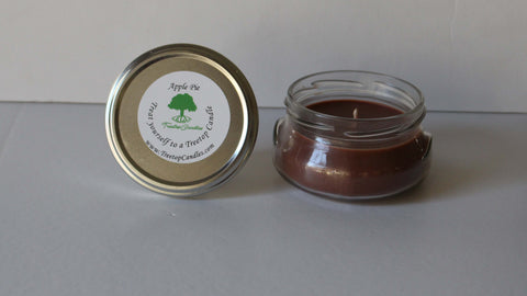 6 oz Apple Pie soy wax candle