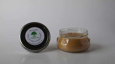 6 oz Spice Market soy wax candle