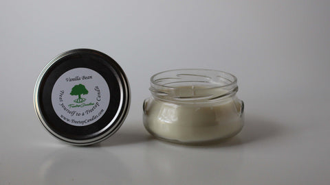 6 oz Vanilla Bean soy wax candle