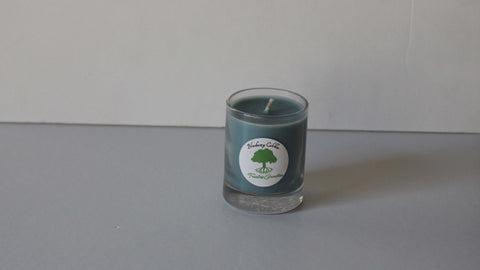 3 oz Blueberry Cobbler soy wax votive