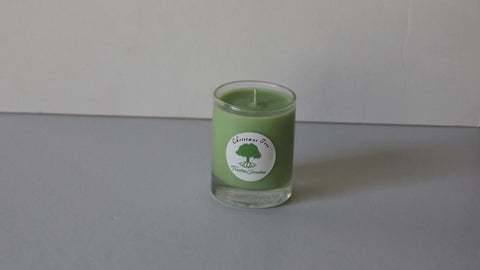 3 oz Christmas Tree soy wax votive
