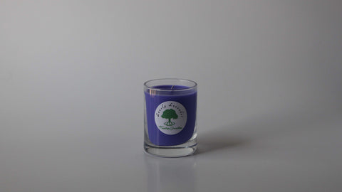 3 oz Lovely Lavender soy wax votive
