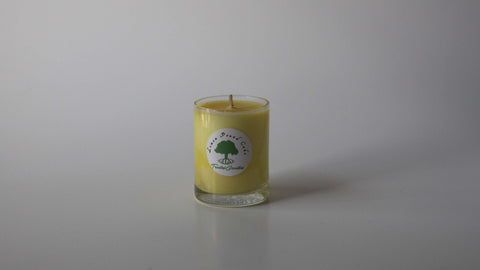3 oz Lemon Pound Cake soy wax votive