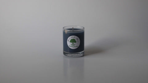 3oz Moon Lake Mist soy wax votive