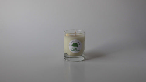 3 oz Vanilla Bean soy wax votive