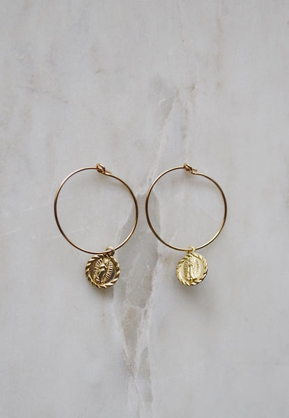 Tiny Guadalupe Hoops