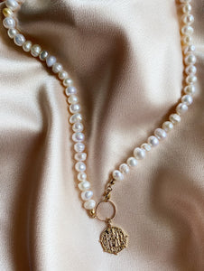 Custom Pearl Necklace