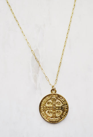 Benito Pendant Necklace