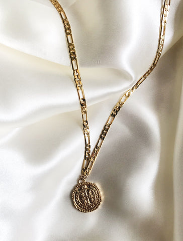 Lana Coin Necklace