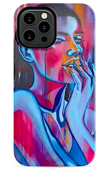 Hues iPhone Case