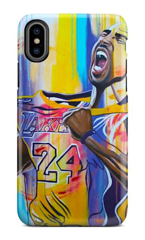 Kobe iPhone Case