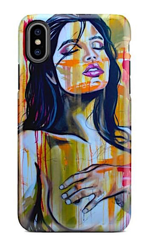 Lust iPhone Case