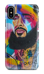 Nipsey iPhone Case