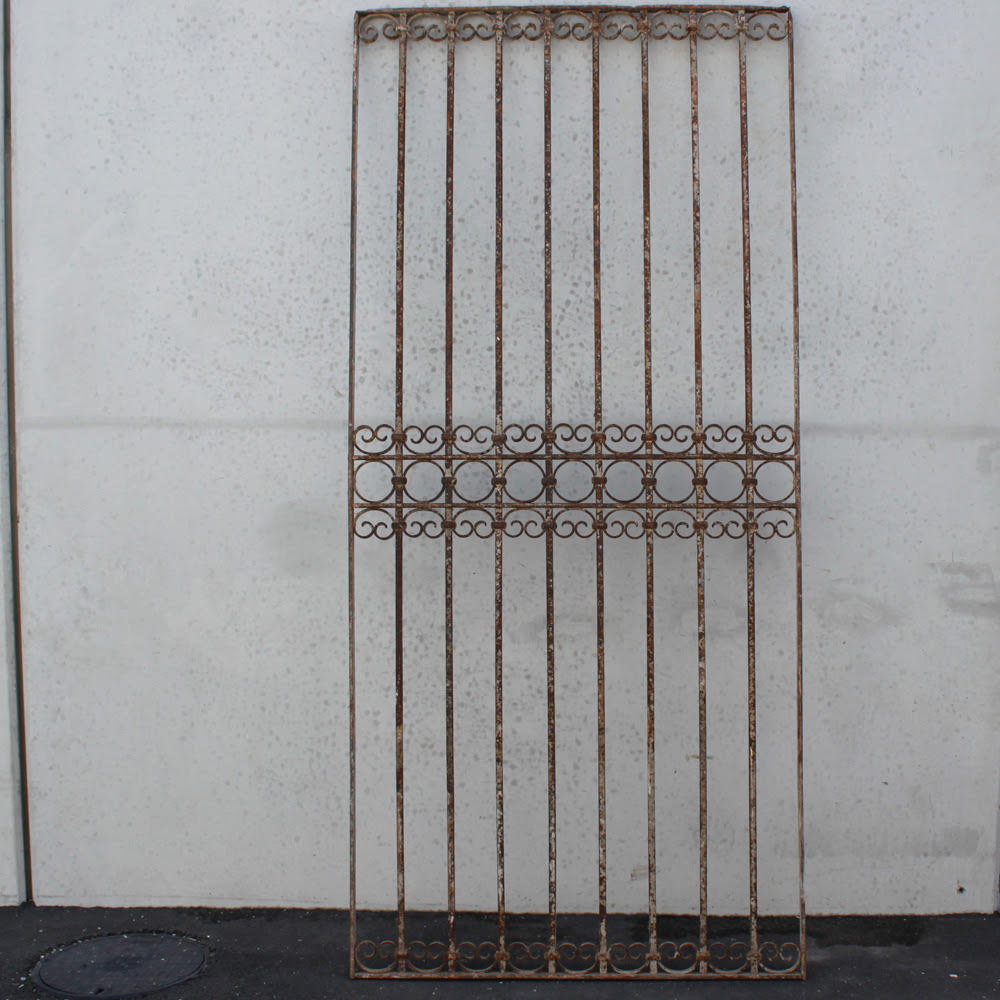 Wrought Iron - 2.40 m High