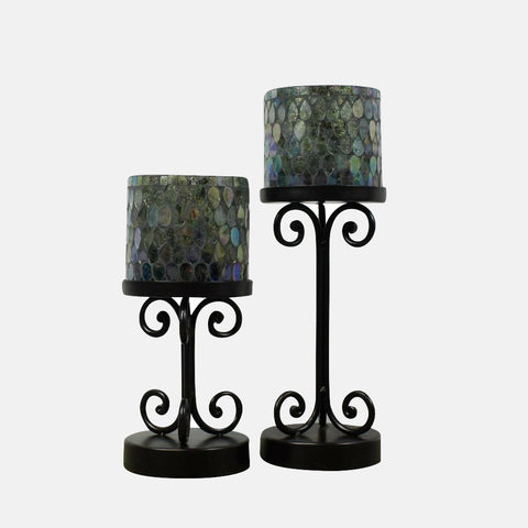 Ambia Candle Holders