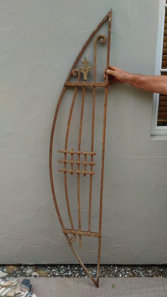 Wrought Iron - SCULPTURAL