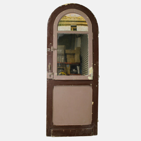 Vintage Solid Wood & Iron Doors #31