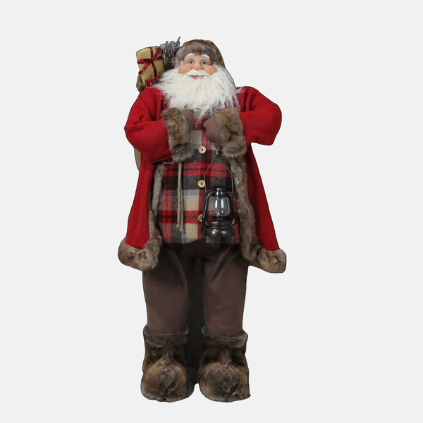 North Pole Santa - Multiple Sizes