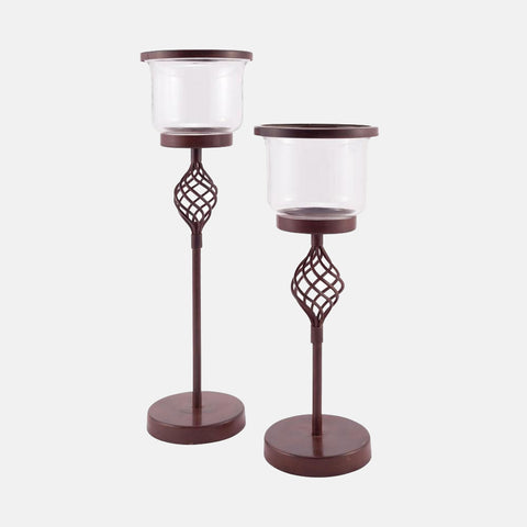 Ponto Candle Holders - Multiple Sizes