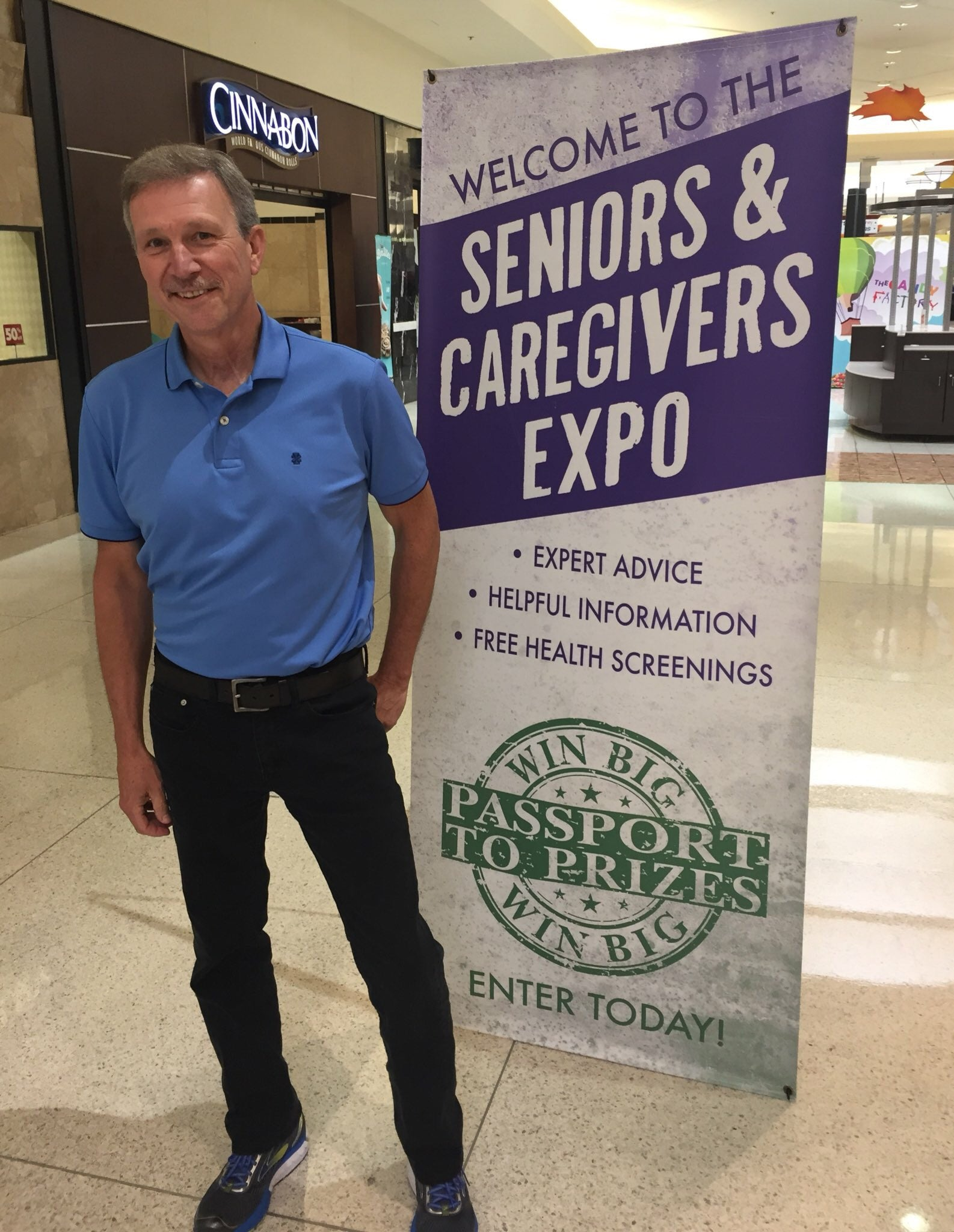 Our First Senior Expo