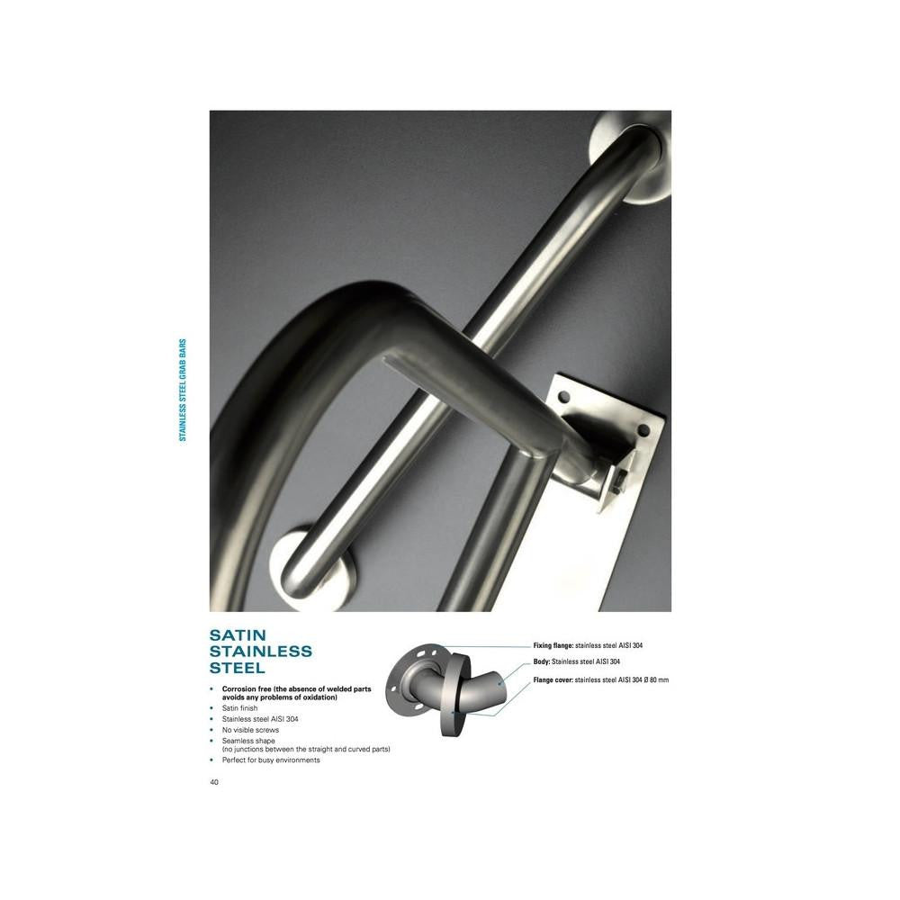 Angled Grab Bars - safetyinplace
