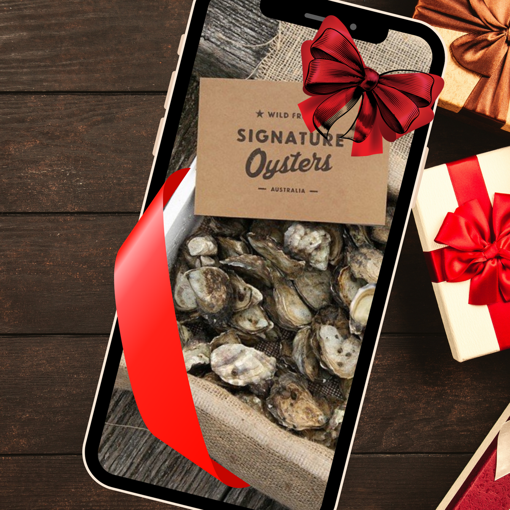Signature Oysters Gift Card