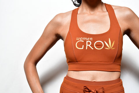 Acorn Women Grow Sports Bra