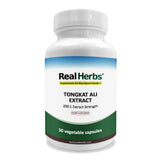 Tongkat Ali Extract 200:1 - 400Mg/Cap - 50 Vegetarian Capsules