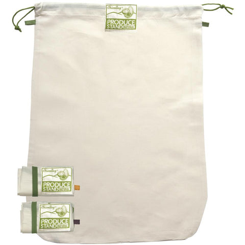 ChicoBag Produce Bags Natural Fibre 3 Pack