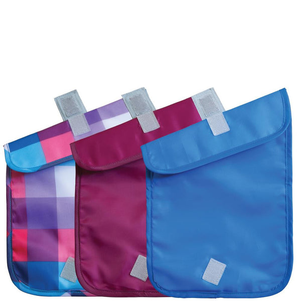 ChicoBag Snack Time Bright Pixels reusable pouches