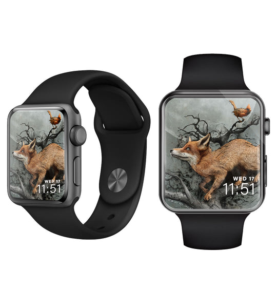 Foxy ~ iWatch Face