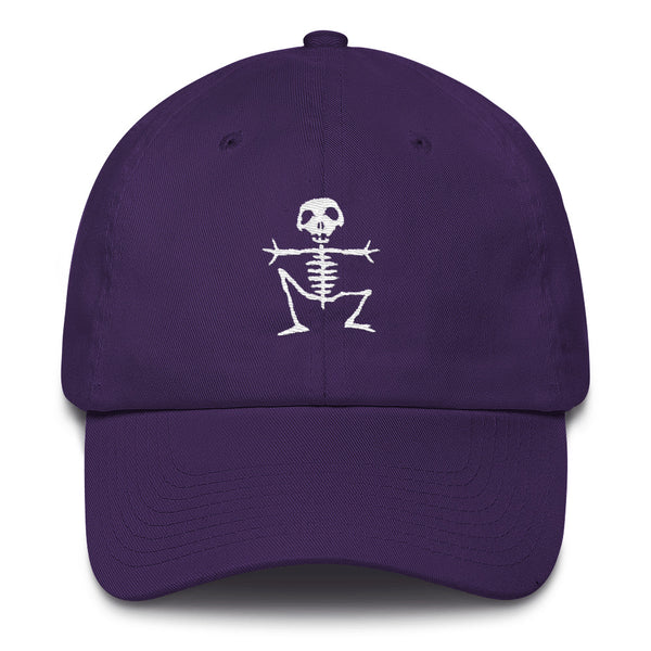 My Pet Skeleton Logo Cotton Cap
