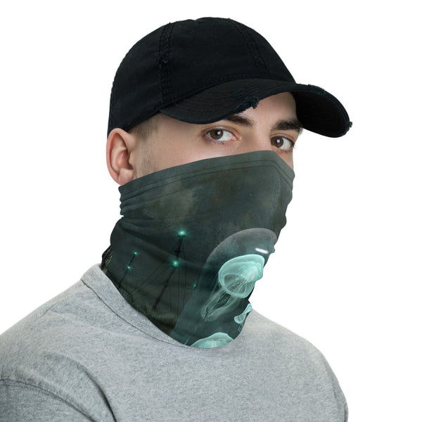 Jellyfish Neck Gaiter