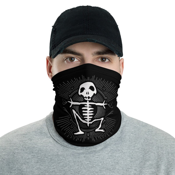 All Seeing Eye MPS Logo Neck Gaiter