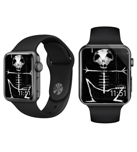 FREE! My Pet Skeleton X-Ray ~ iWatch Face
