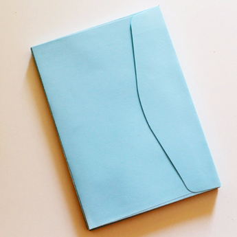 Baby blue envelopes/A7 envelopes/ wedding envelopes/5x7 envelopes/