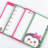Christmas A5 Planner Insert /A6 PRINTED inserts /Weekly inserts /grid/ To do list / blank planner/