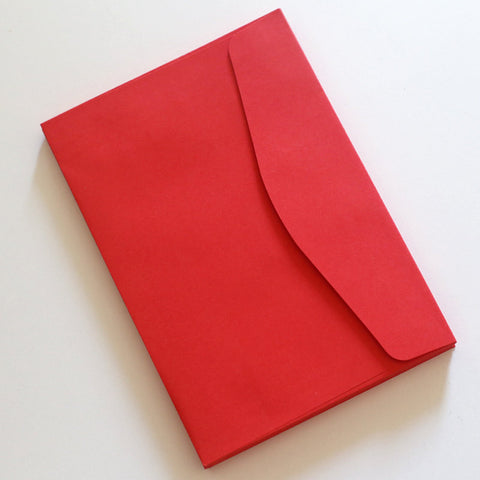 Red envelopes/A7 envelopes/ wedding envelopes/5x7 envelopes/