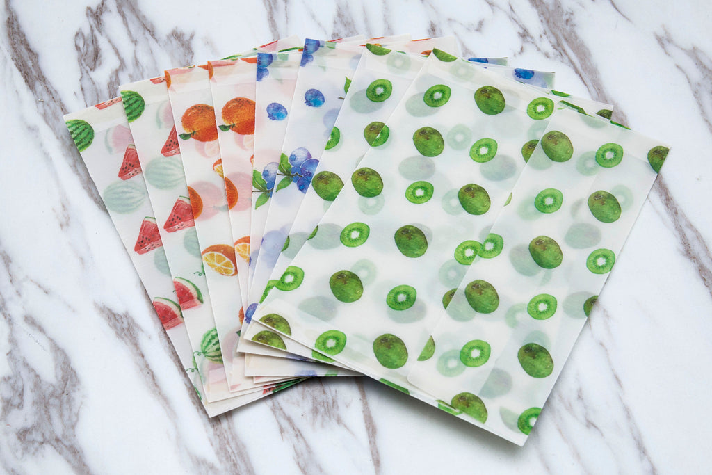fruit  Envelopes  /watermelon envelopes /orange  Envelopes / graph Glassine Envelopes/Kiwi fruit envelopes