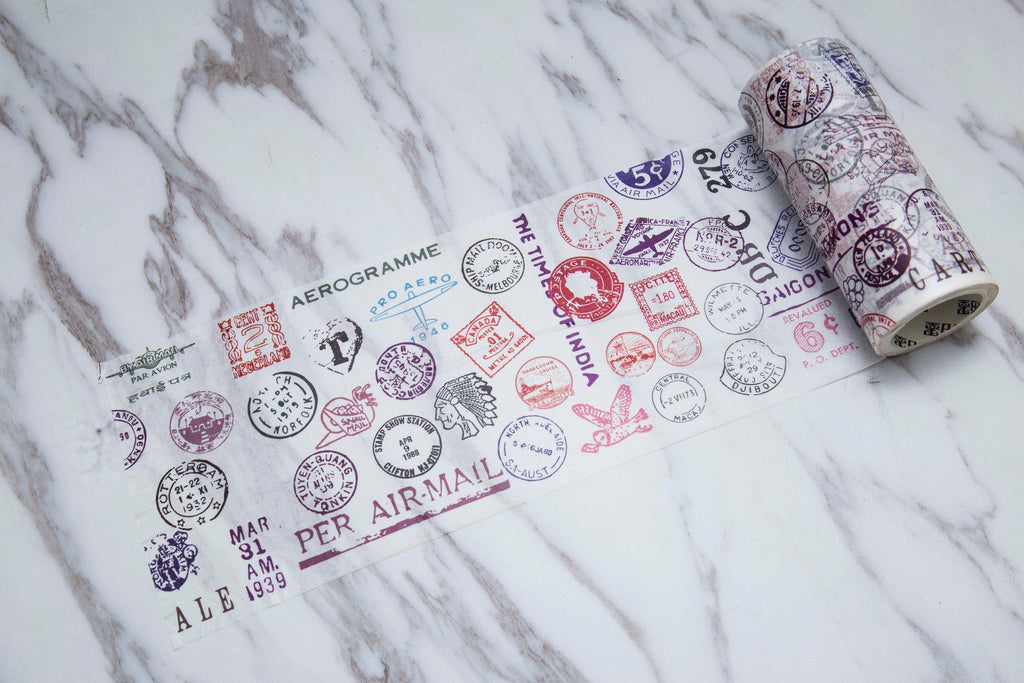 Cinema ticket washi tape/air mail washi tape /Movie Tickets Washi Tape/Vintage Washi Tape / Masking tape/ japanese washi tape/planner tape