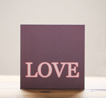Purple Love  CD cases -  DVD wedding favors bag,gift photography packaging sleeves