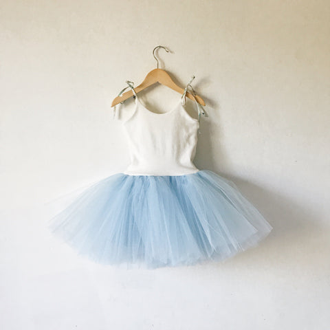 BASICS DRESS - SKY (PREORDER)