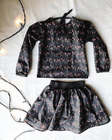 STRAWBERRY PATCH LIBERTY SET
