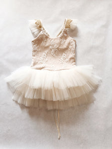 SNOW PRINCESS TUTU PLAYSUIT (PREORDER)