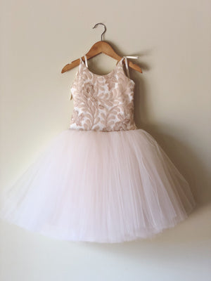 SUNKISSED FLORAL TUTU DRESS (PREORDER)