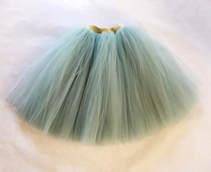 ORIGINAL TULLE SKIRT - GREY