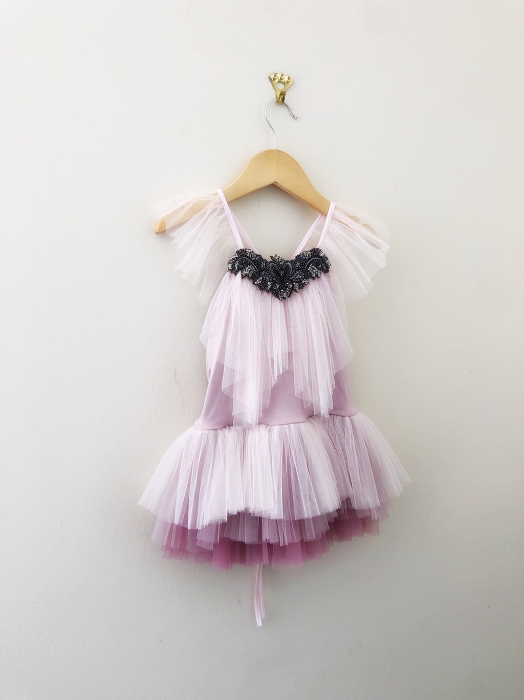GREAT GATSBY TUTU PLAYSUIT (PREORDER)