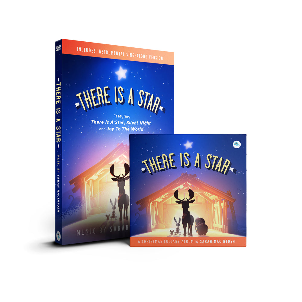 """There Is A Star"" Christmas DVD & CD Bundle"